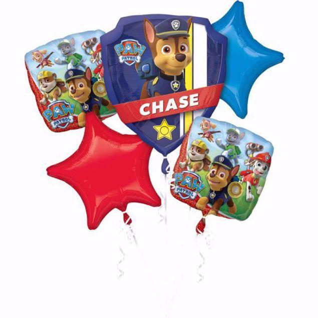 Picture of Bouquet Set Paw Patrol Folienballon