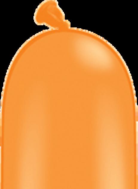 Picture of Latexballon Modellierballon Qualatex 260Q Standard Orange