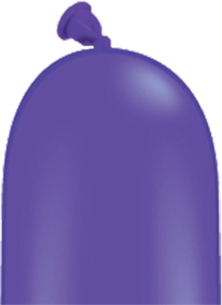 Picture of Latexballon Modellierballon Qualatex 260Q Lila