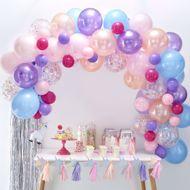 Picture of Pastel Ballongirlanden Set