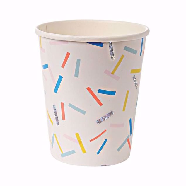 Picture of Streusel Partybecher - Sprinkles Party Cups