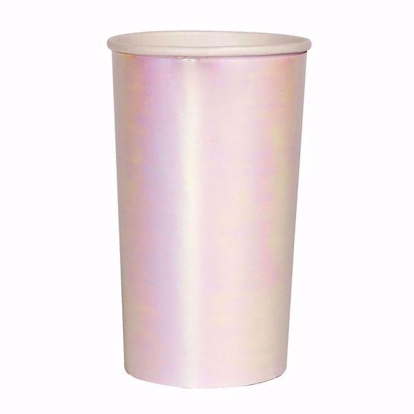Picture of Iridescent Partybecher Schimmernd 400 ml