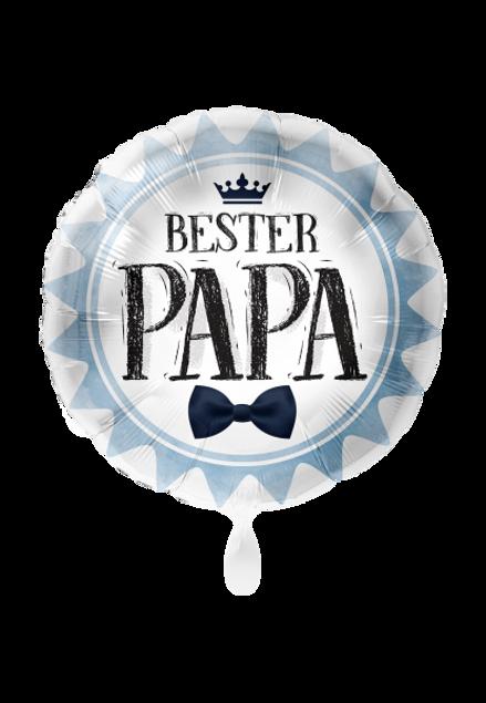 Bild von Bester Papa Vatertag Folienballon 70 cm