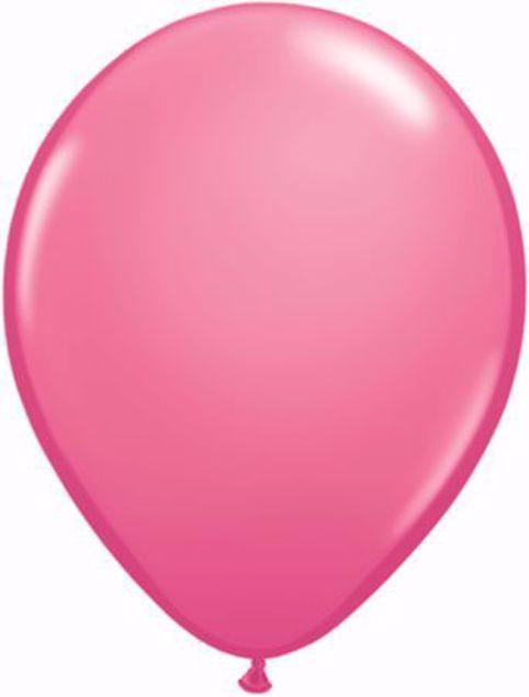 Bild von Latexballon rund Fashion Rose Qualatex 11 inch
