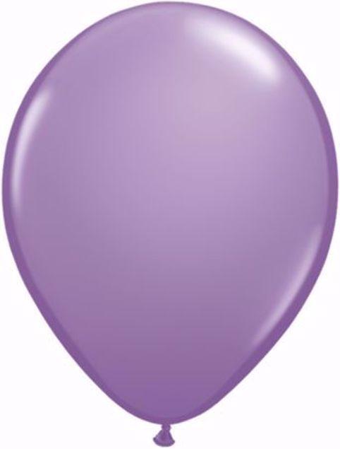 Bild von Latexballon rund Fashion Spring  Lilac Qualatex 11 inch