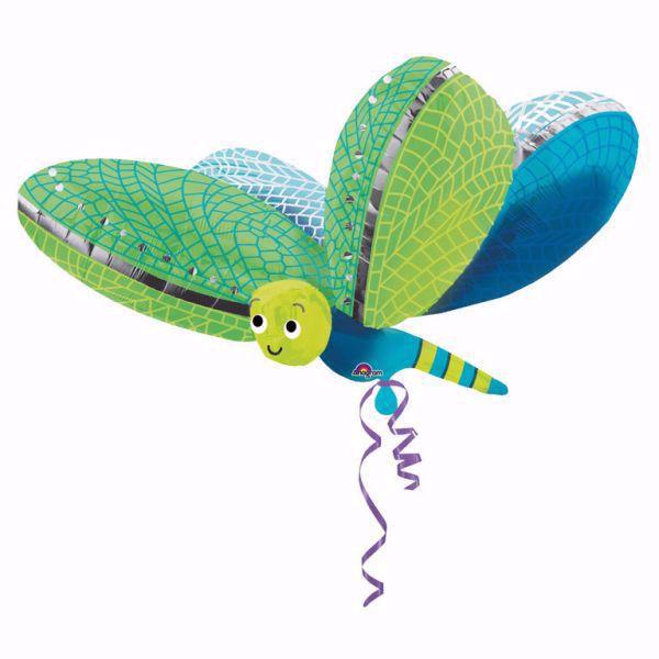 Picture of Folienballon UltraShape Libelle