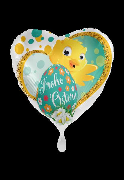 Picture of Folienballon Frohe Ostern Küken 43cm