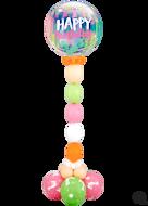 "Picture of Bubble Lama ""Happy Birthday"""