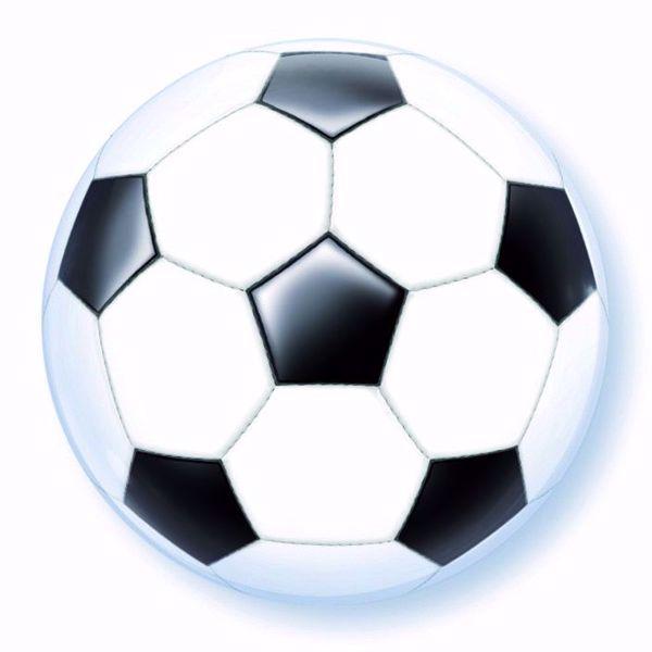 Picture of SINGLE BUBBLE FUßBALL