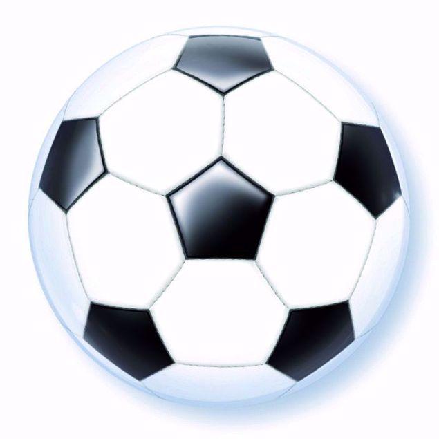 Bild von SINGLE BUBBLE FUßBALL