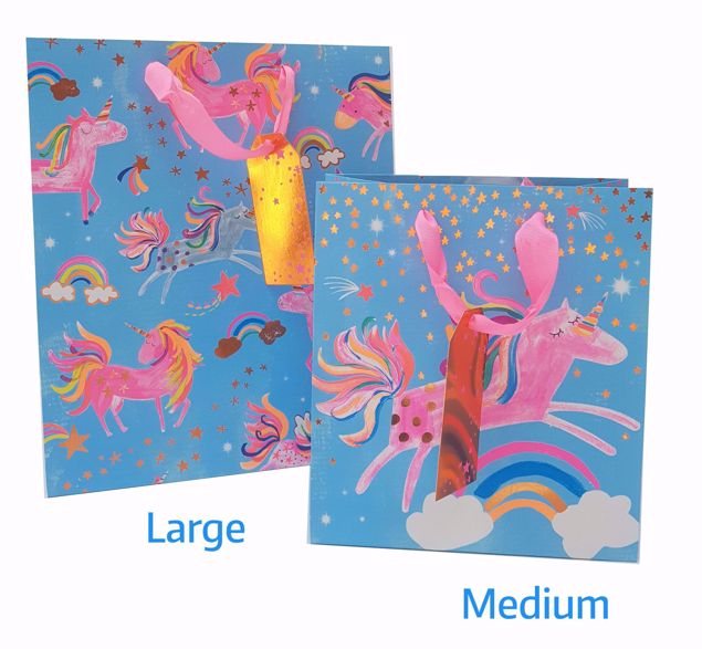 Picture of Einhorn Welt Bag medium