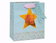 Bild von Geburtstagssterne Bag medium