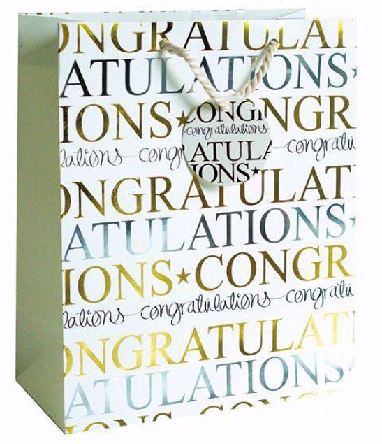 Picture of Congratulations Bag medium