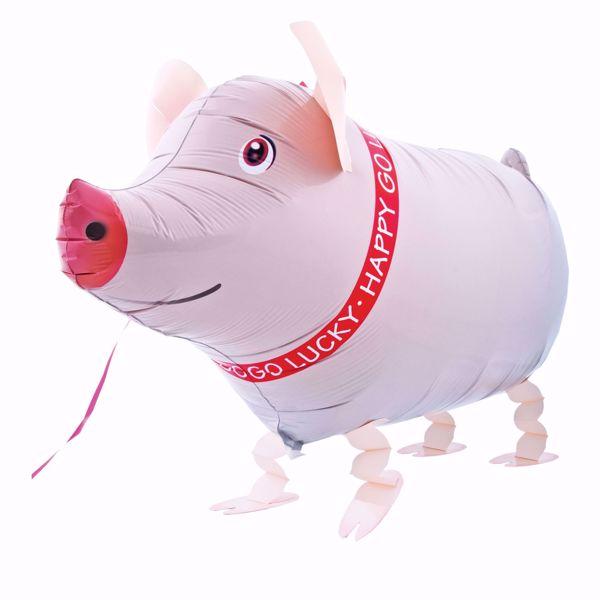 Bild von Airwalker Schwein