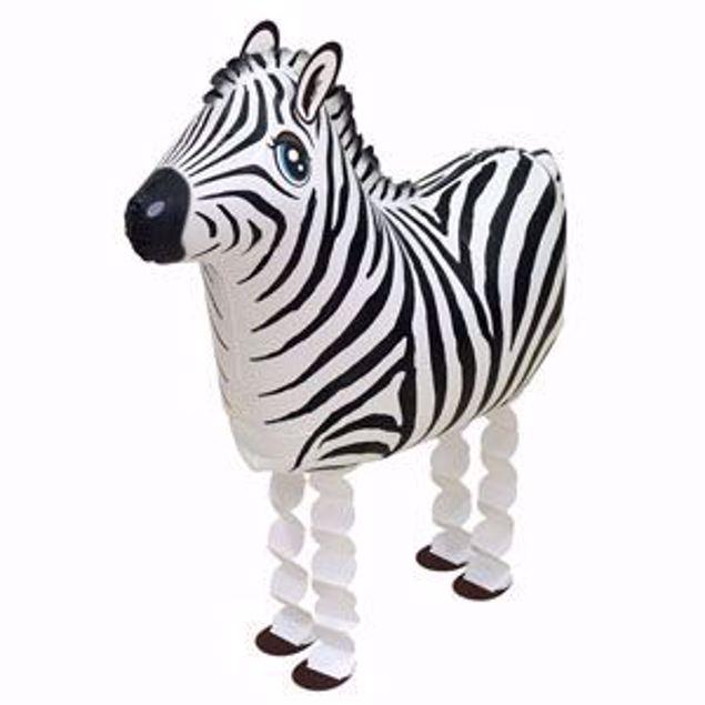 Bild von Airwalker Zebra