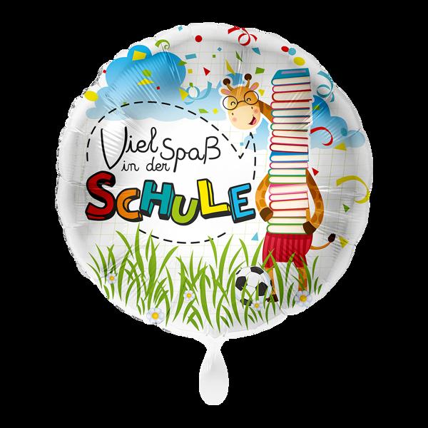 "Picture of Folienballon ""Viel Spaß in der Schule"""
