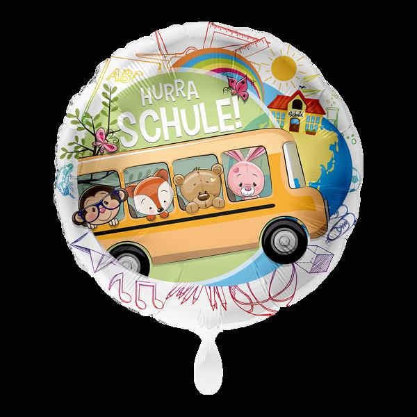 Picture of Folienballon Schulbus