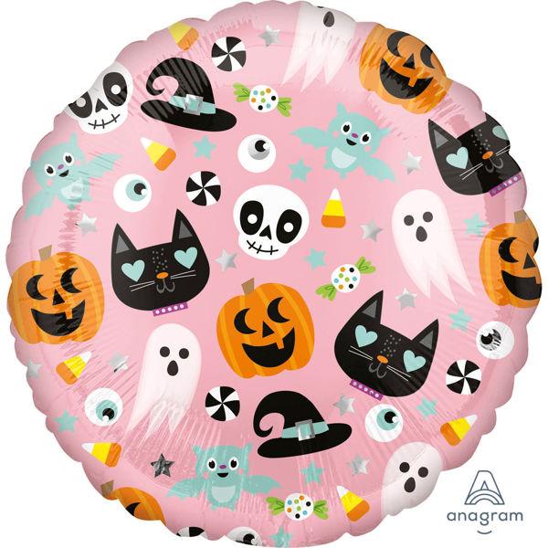 Bild von Folienballon Halloween Spaß
