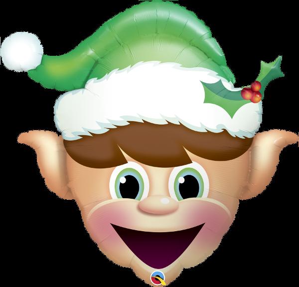 Picture of Folienballon Shape Weihnachtself