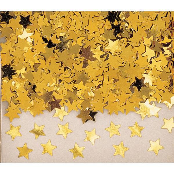 Picture of Konfetti Stardust gold Folie