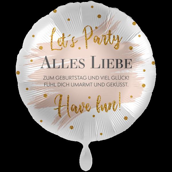 "Picture of Alles Liebe Folienballon 28"" XXL"