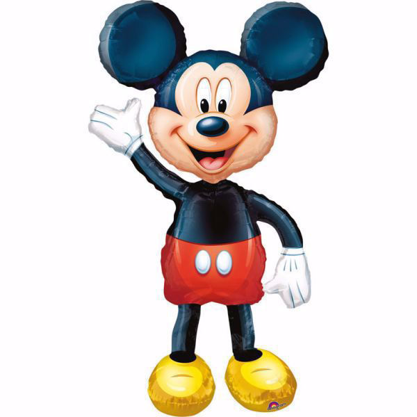 Picture of Folienballon Airwalker Mickey Mouse