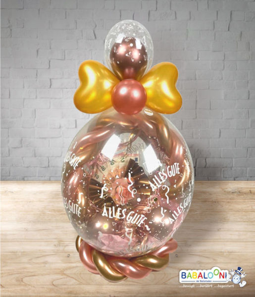 Picture of Ballonverpackung Alles Gute