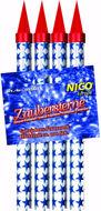 Picture of Zimmerfontäne Zaubersterne 4 Stück groß