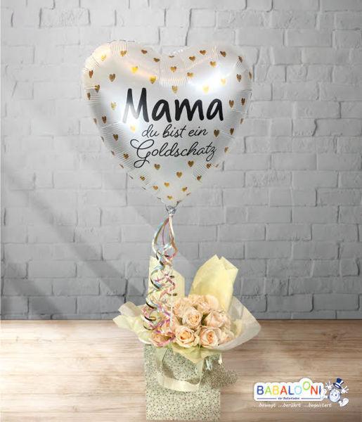 Picture of Goldschatz Mama Tütenverpackung