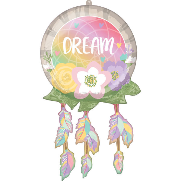 Picture of Traumfänger Dream Folienballon SuperShape