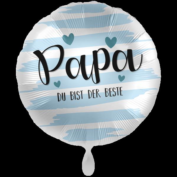 "Picture of Papa du bist der Beste Folienballon XXL 28"""