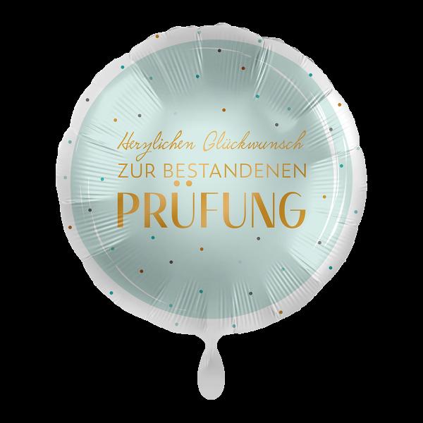 "Picture of Bestandene Prüfung Folienballon 17"""