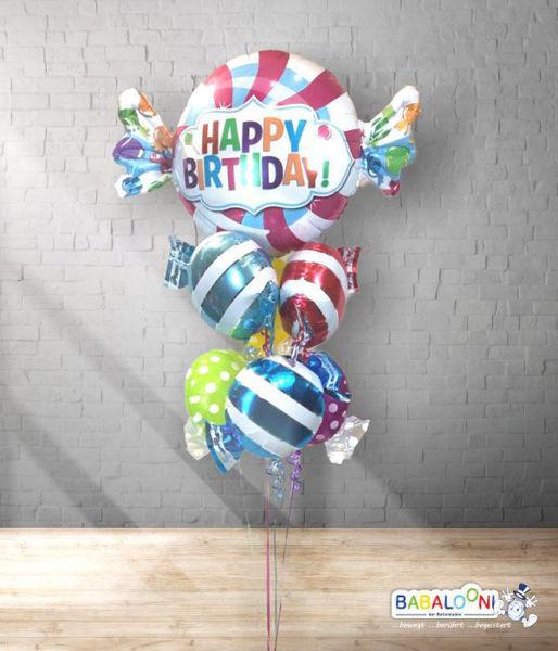 Picture of Happy Birthday BonBon Arrangement