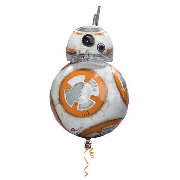 Picture of Star Wars Episode VII BB8 Folienballon Supershape