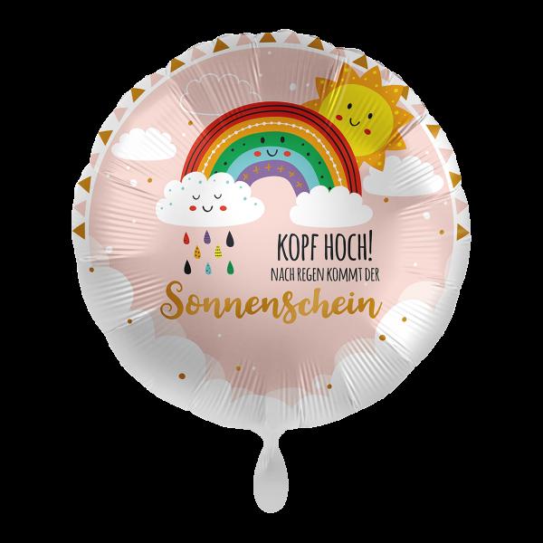 Picture of Kopf Hoch Sonnenschein -  Folienballon
